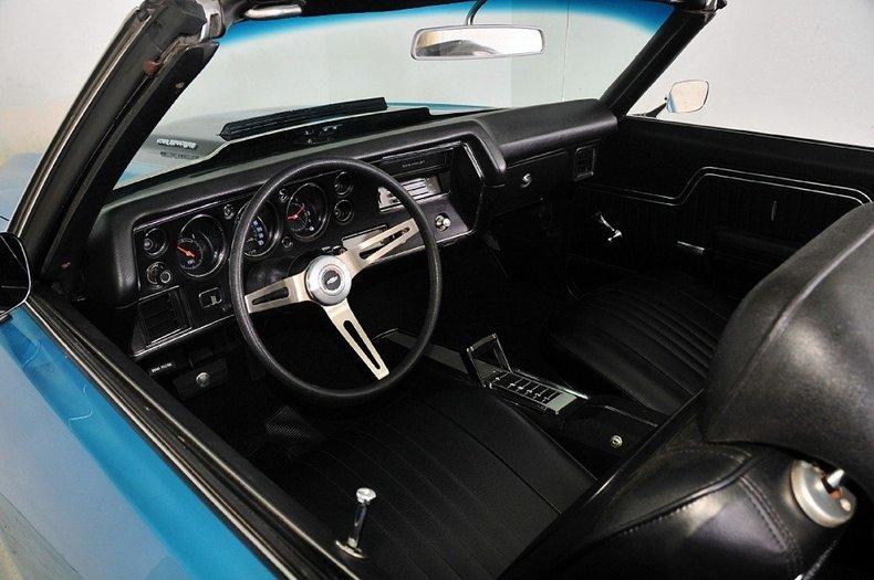 1971 Chevrolet Chevelle Image 112