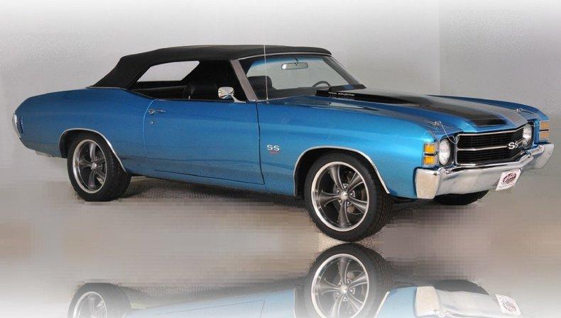1971 Chevrolet Chevelle Image 102