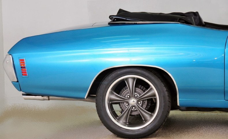 1971 Chevrolet Chevelle Image 107