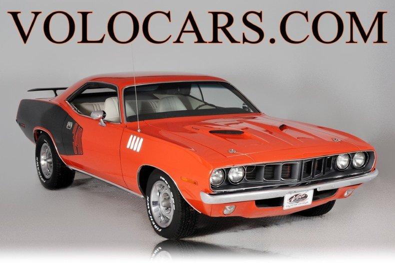 1971 Plymouth Cuda Image 1