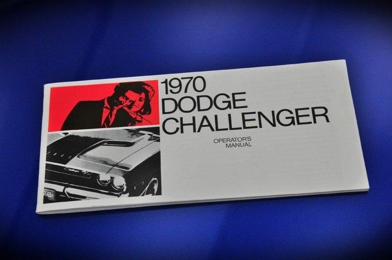1970 Dodge Challenger Image 8