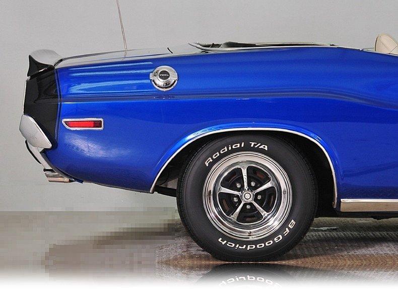 1970 Dodge Challenger Image 33
