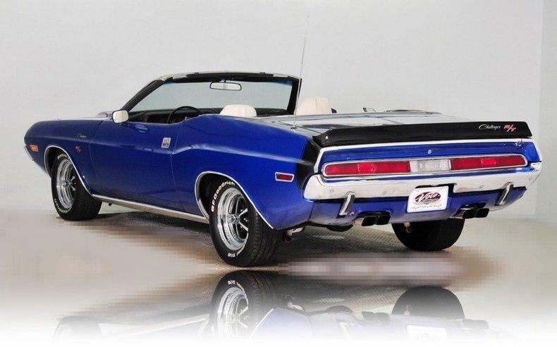 1970 Dodge Challenger Image 59