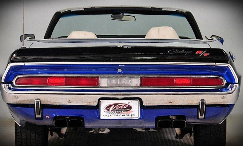 1970 Dodge Challenger Image 60