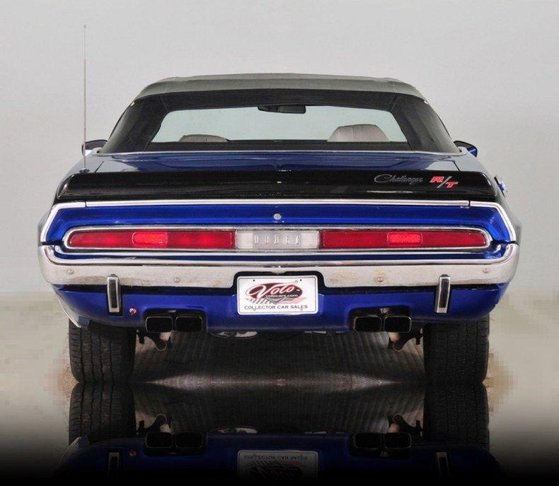 1970 Dodge Challenger Image 65