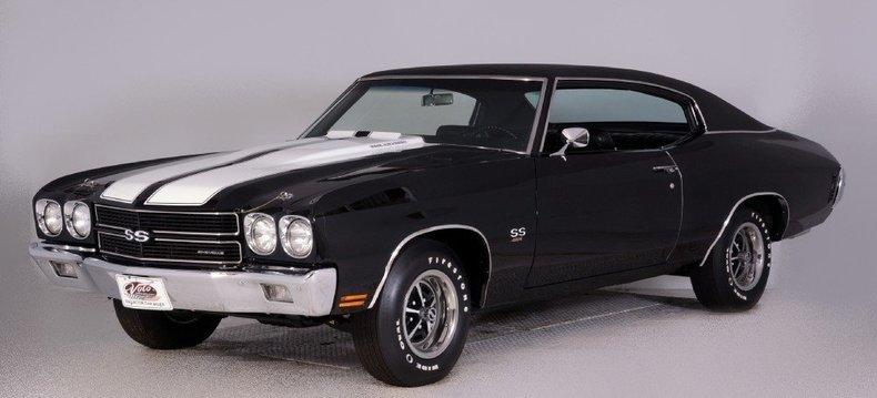 1970 Chevrolet Chevelle Image 32