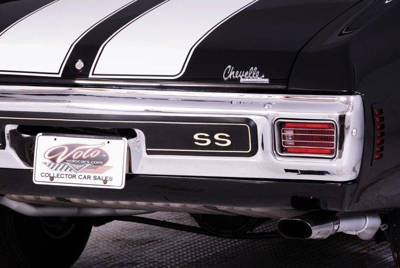 1970 Chevrolet Chevelle Image 84