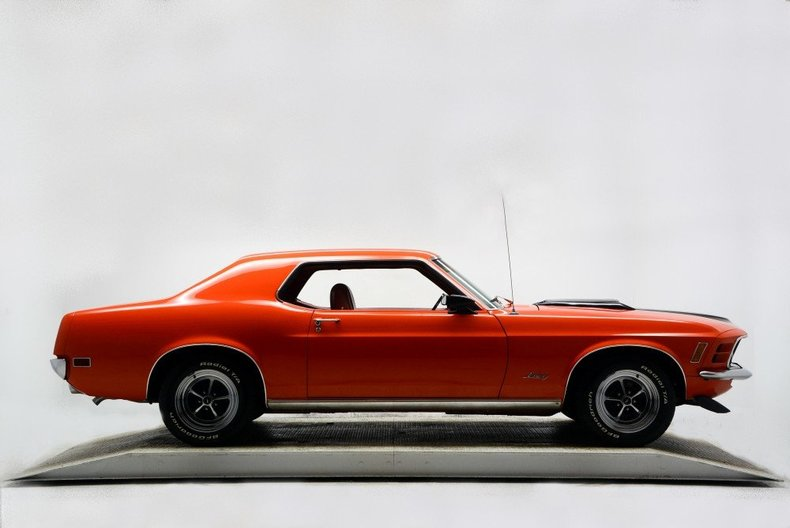 1970 Ford Mustang Image 2