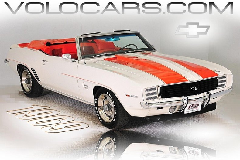 1969 Chevrolet Camaro Image 1