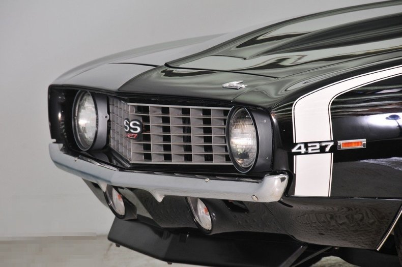 1969 Chevrolet Camaro Image 82