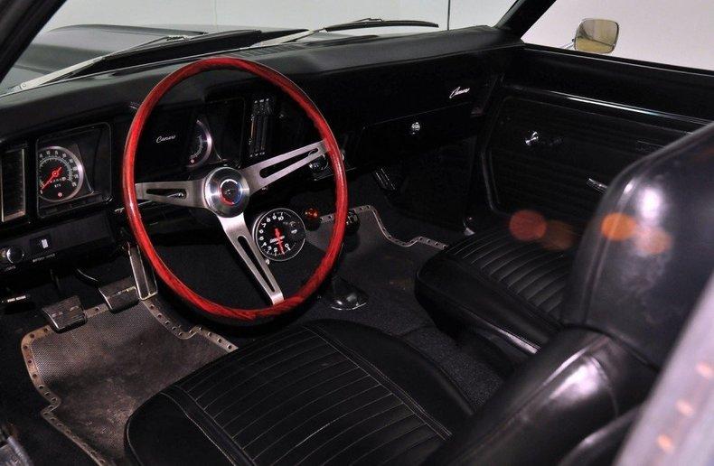 1969 Chevrolet Camaro Image 86