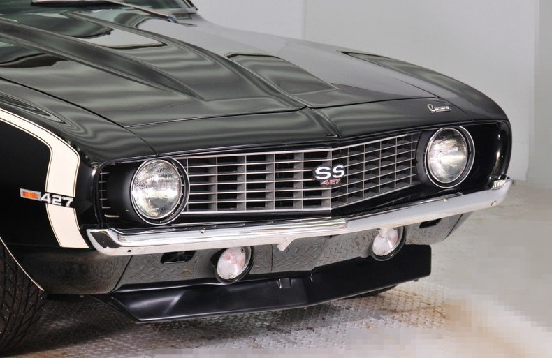 1969 Chevrolet Camaro Image 90