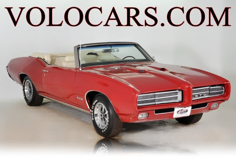 1969 Pontiac Gto Image 94
