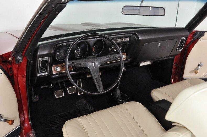 1969 Pontiac Gto Image 95