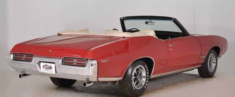 1969 Pontiac Gto Image 96