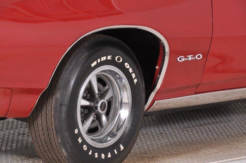 1969 Pontiac Gto Image 99