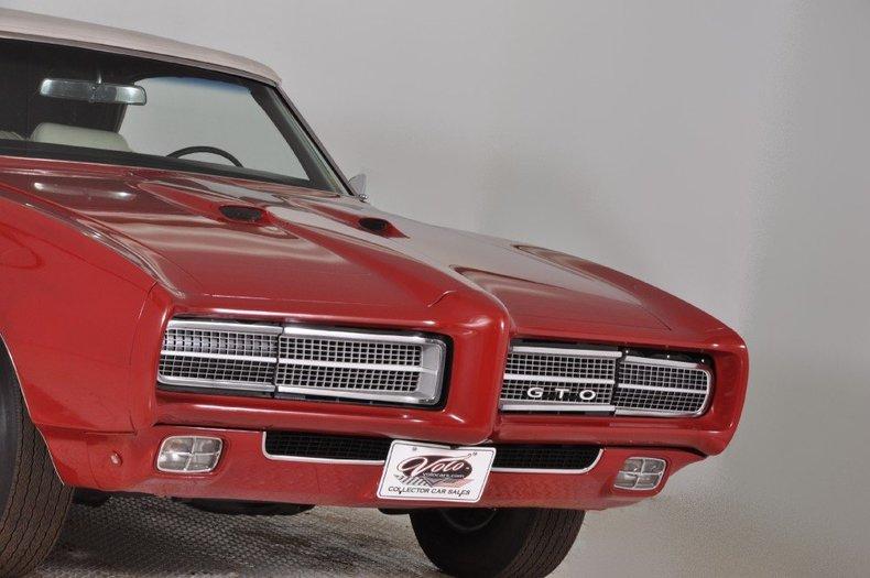 1969 Pontiac Gto Image 100