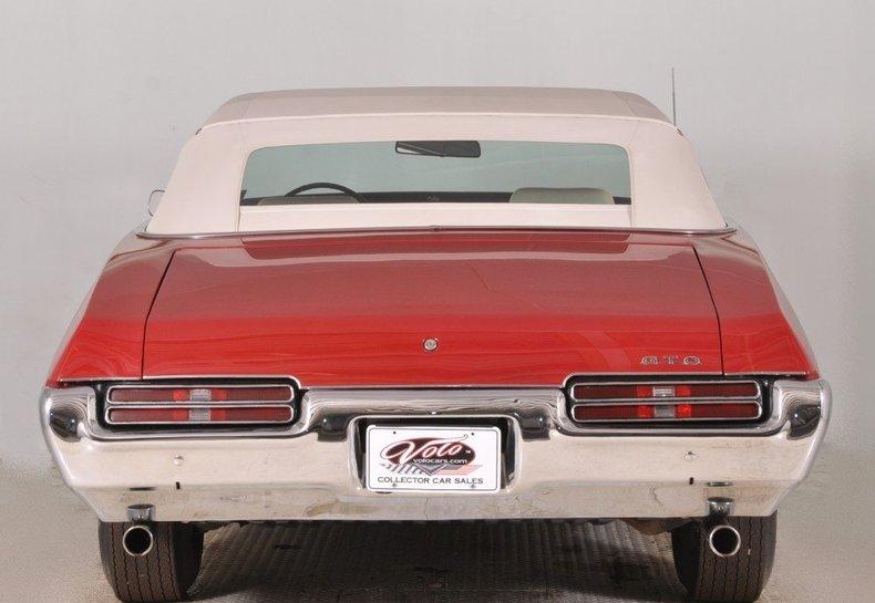 1969 Pontiac Gto Image 8