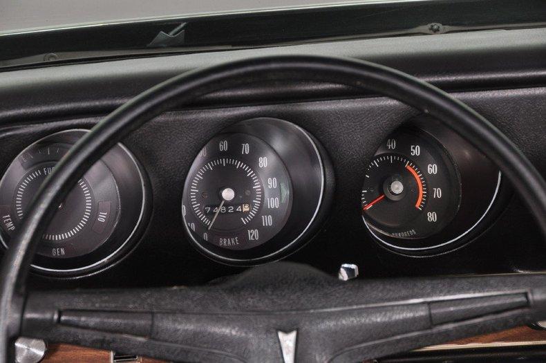 1969 Pontiac Gto Image 28