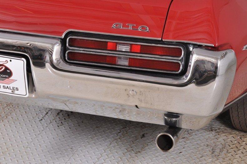 1969 Pontiac Gto Image 104