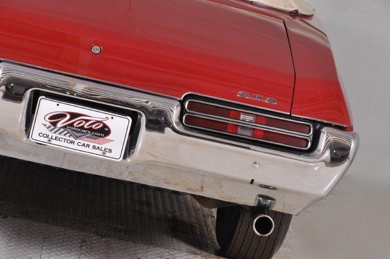 1969 Pontiac Gto Image 47