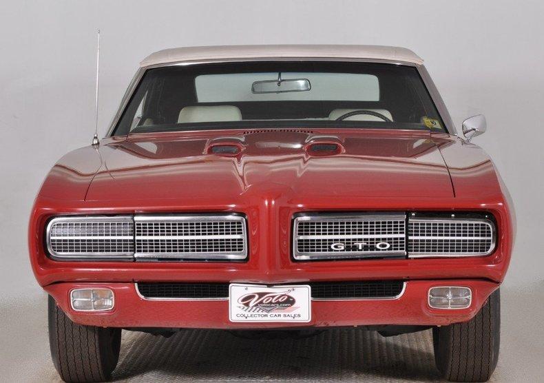 1969 Pontiac Gto Image 109