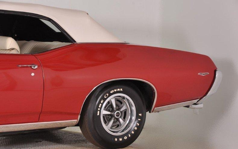 1969 Pontiac Gto Image 110