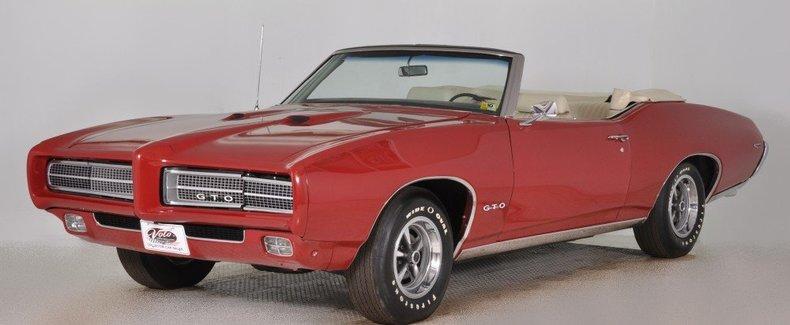 1969 Pontiac Gto Image 114