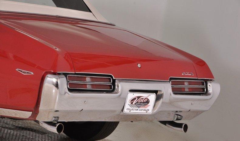1969 Pontiac Gto Image 125