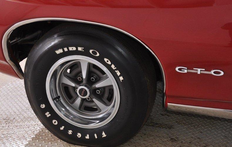 1969 Pontiac Gto Image 122