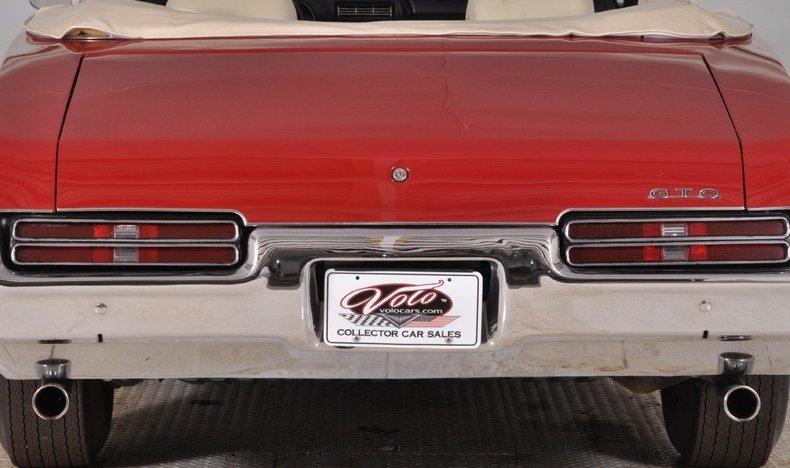 1969 Pontiac Gto Image 126