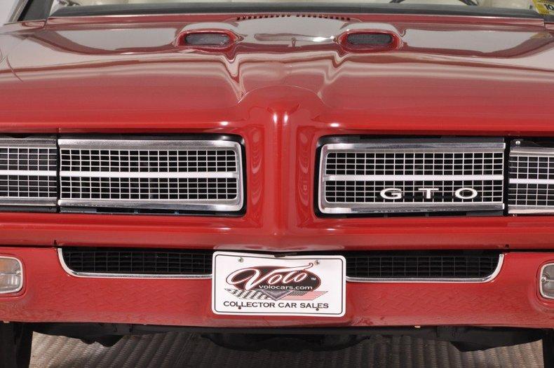 1969 Pontiac Gto Image 87