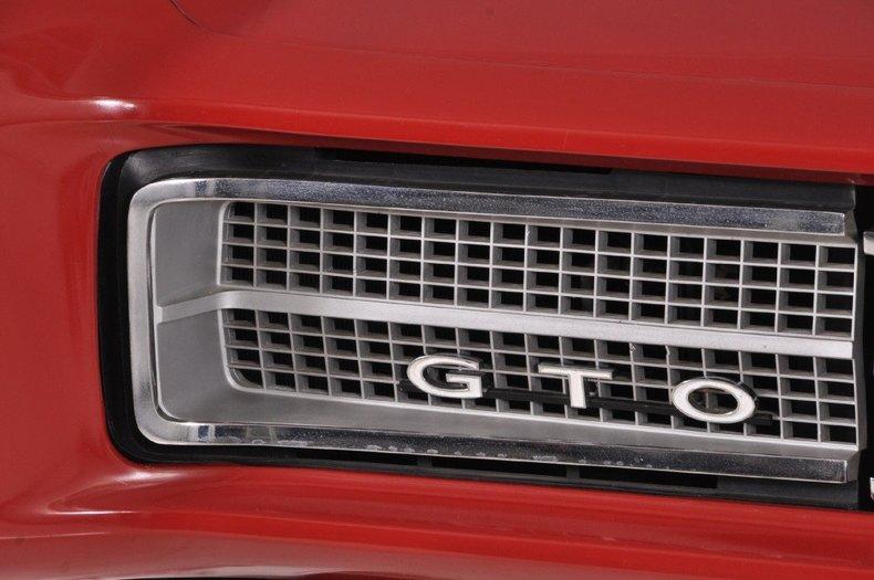 1969 Pontiac Gto Image 88