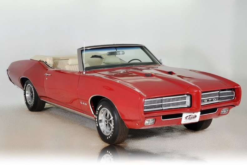 1969 Pontiac Gto Image 92