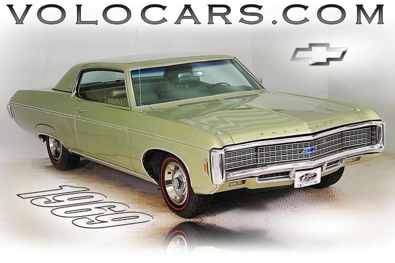 1969 Chevrolet Caprice Image 1