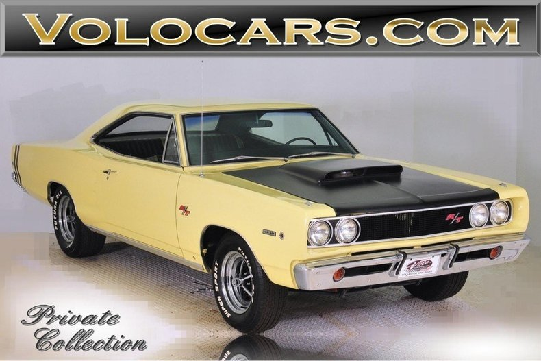 1968 Dodge Coronet Image 1