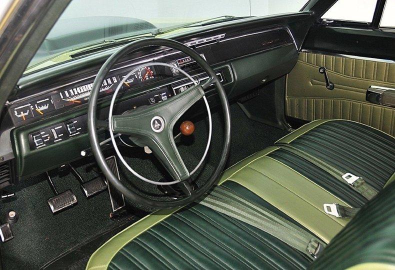 1968 Dodge Coronet Image 2