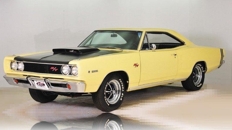1968 Dodge Coronet Image 9