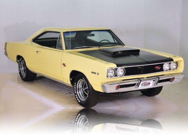 1968 Dodge Coronet Image 11