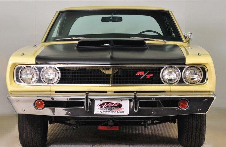 1968 Dodge Coronet Image 16