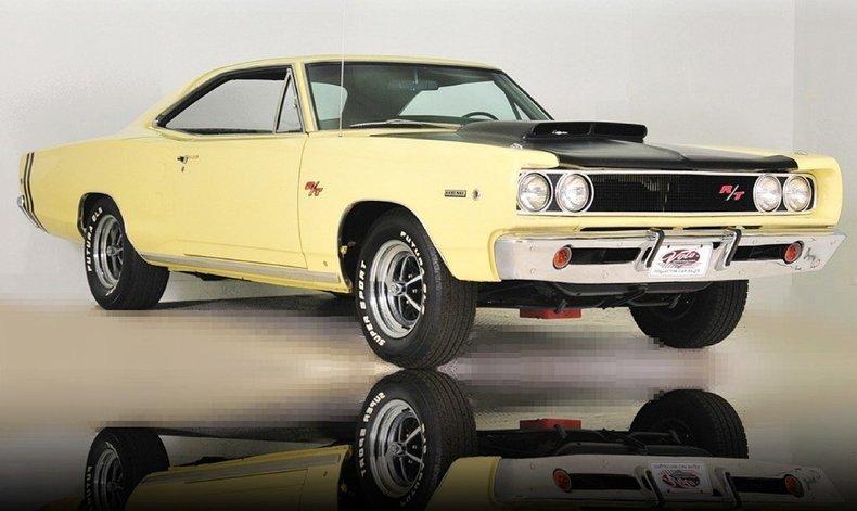 1968 Dodge Coronet Image 17