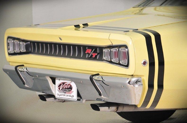 1968 Dodge Coronet Image 21