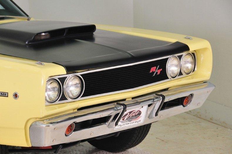 1968 Dodge Coronet Image 24