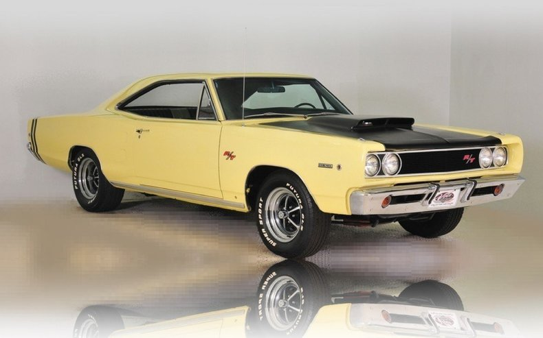 1968 Dodge Coronet Image 25