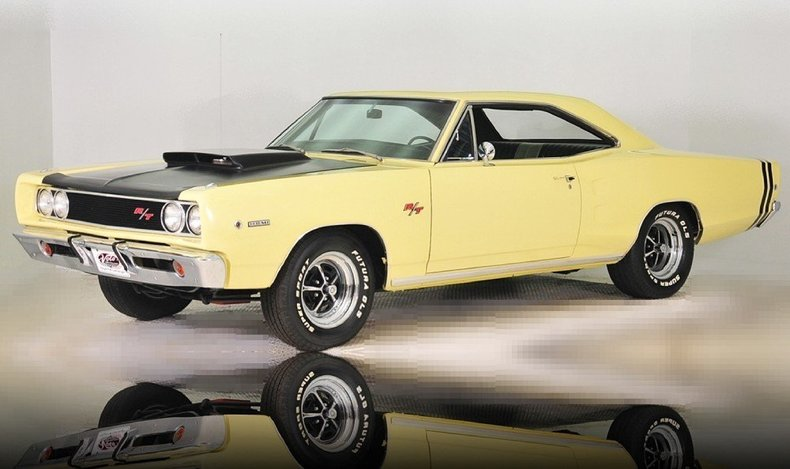 1968 Dodge Coronet Image 33