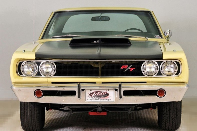 1968 Dodge Coronet Image 34