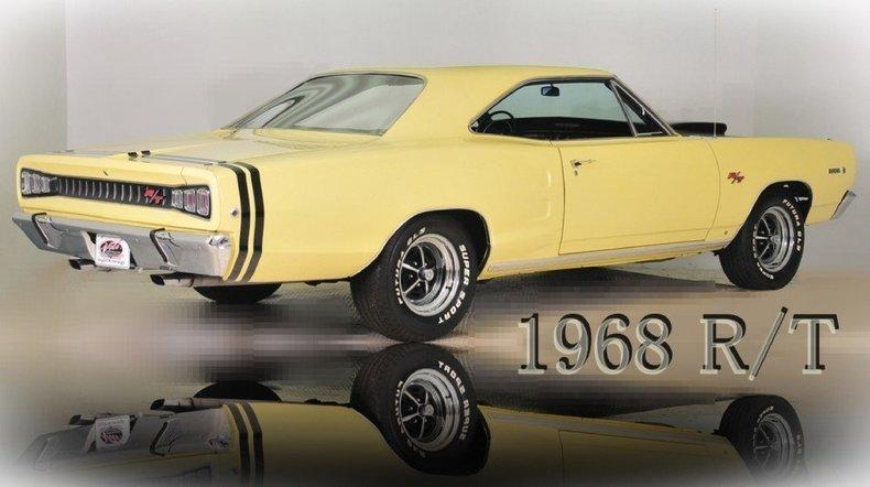 1968 Dodge Coronet Image 38