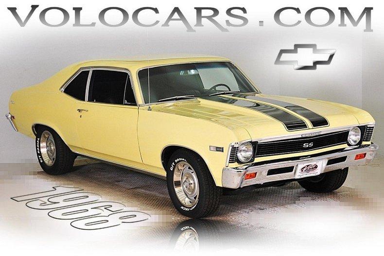 1968 Chevrolet Nova Image 1