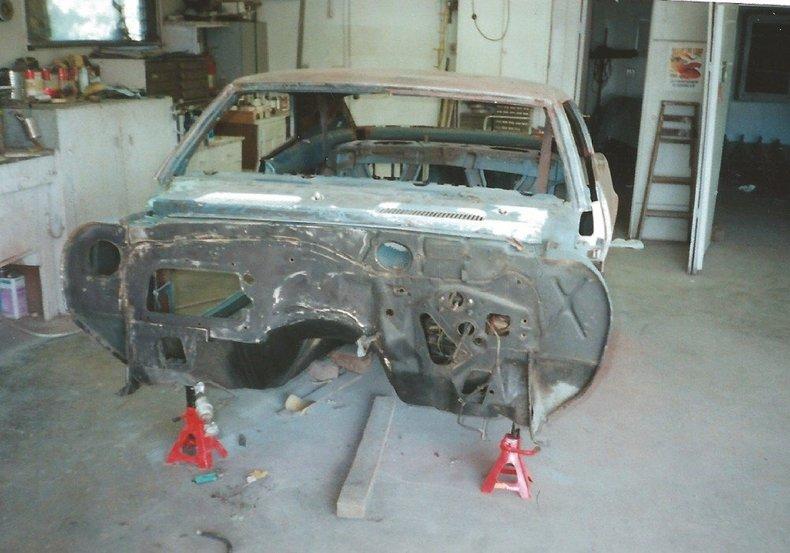 1968 Chevrolet Camaro Image 76