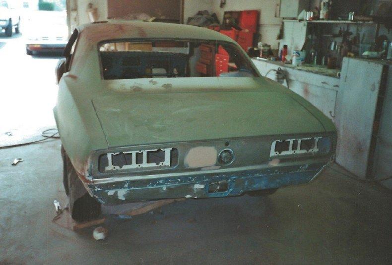 1968 Chevrolet Camaro Image 75